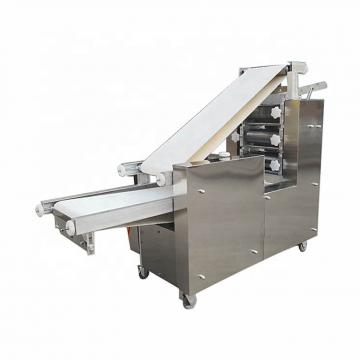 Automatic Deep Fried Triangle Round Corn Chips Plant Machine