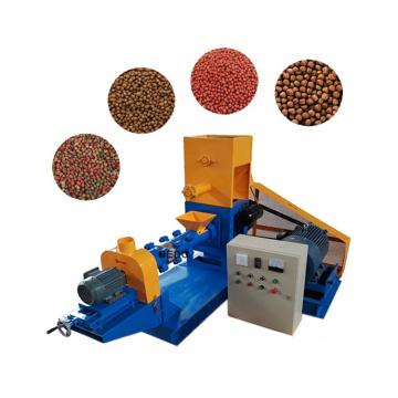 Dayi Double Screw Floating Fish Feed Extruder Machine