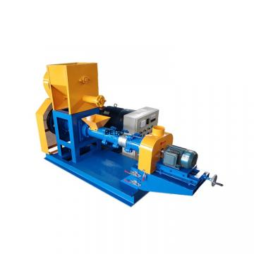 Floating Fish Feed Food Machine Extruder Equipment Plant (SLG65/SLG70/SLG85)