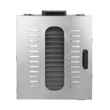Multilayer Industrial Conveyor Mesh Belt Drying Machine Belt Dryer Roaster Dryer Machine Dehydrator