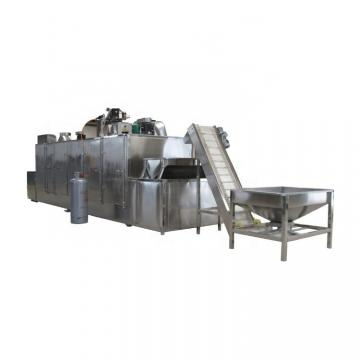Continuous Drying Hot Air Mesh Belt Dryer for Coal, Coke Briquettes