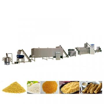 Quality Frying Chicken Meat Panko Bread Crumbs Production Line