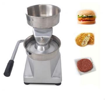 Automatic Hamburger Meat Forming Shaping Moulding Patty Making Machine