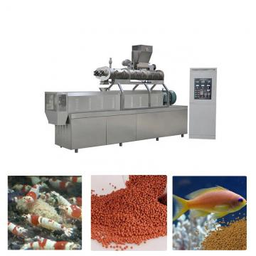 200kg/hour Floating Fish Feed Making Machine
