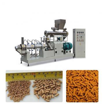 China Catfish Tilapisa Fish Food Making Machine Fish Feed Machinery