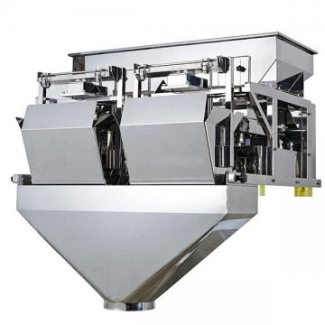 Automatic 1-5kg Rice Weighing Packing Machine with 2 Heads Linear Weigher
