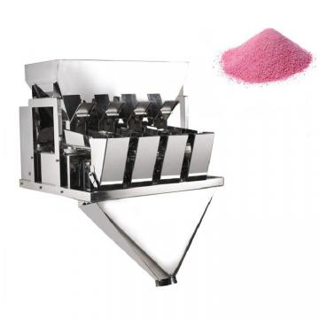 Automatic Food Packing Machine for Detergent Powder Linear Weigher