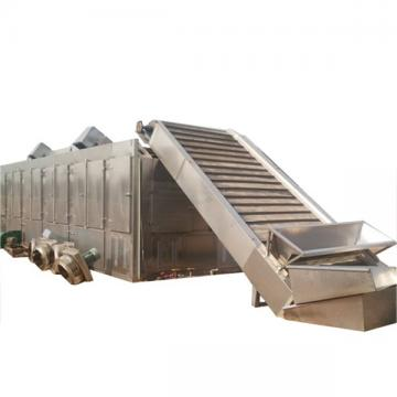 China Manufacturer Mesh Belt Dryer for Floating Fish Feed Pellets