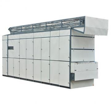 Large Capacity Continuous Hot Air Conveyor Mesh Belt Sawdust Dryer