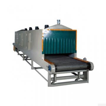 Large Capacity Continuous Hot Air Conveyor Mesh Belt Sawdust Dryer