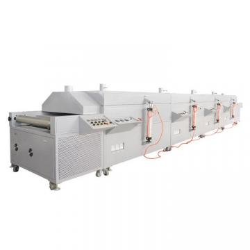 IR Hot Drying Tunnel for Pad Printing Process Infrared Drying Oven Machine