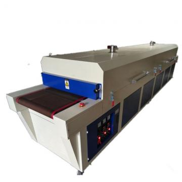 Industrial Infrared Ray Tunnel Drying Oven for Solvent Ink Product