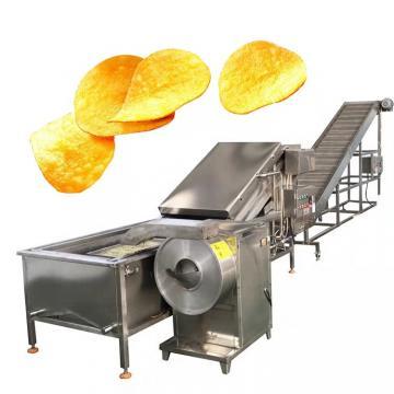 High Quality Maker Crisps Machinery Potato Chips French Fries Production Line Automatic Potato Chips Making Machines