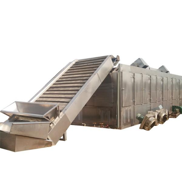Scd IR Hot Drying Tunnel Drying Oven Dryer Machine Food Dryer Conveyor Belt Dryer
