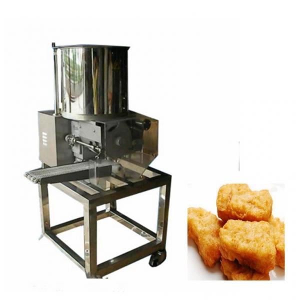 Automatic Electric Hamburger Burger Snack Food Frying Fryer Machine