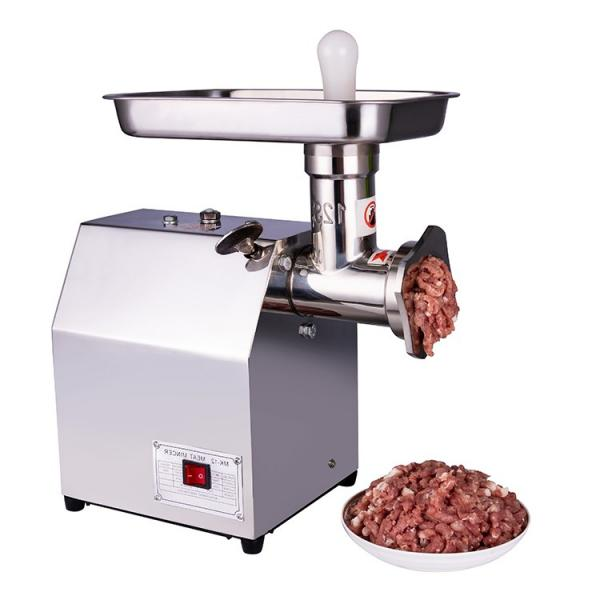 Industrial Small Production Machinery Meat Grinder Machine Mixer Electric Commercial Stainless Steel Meat Grinder with Ce